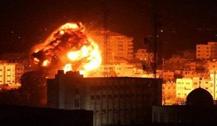 Gaza-Diserang-25-Maret