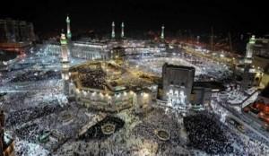 tiga juta jamaah sholat tarawih